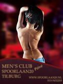 Men\'s Club Spoorlaan 20 Privé