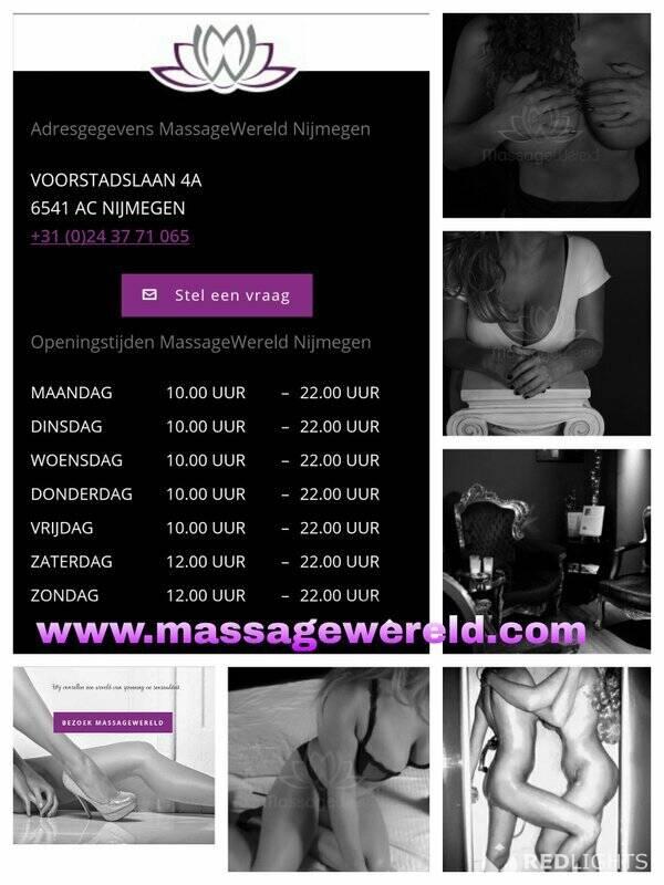 sex chat i erotische massagesalon nijmegen