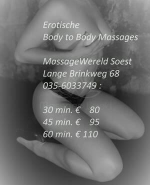 Soest Utrecht Erotische Massages