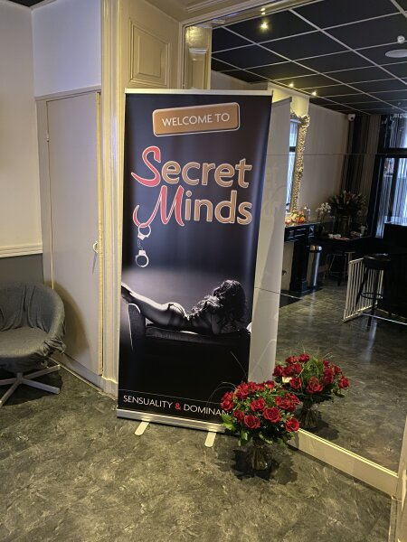 Privehuis Secret Minds Adventure