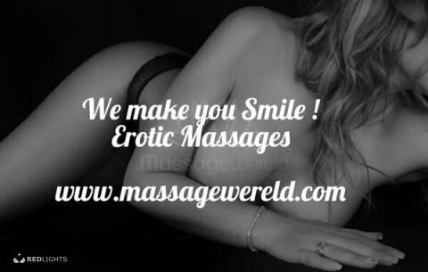 Thuisontvangst Massagewereld