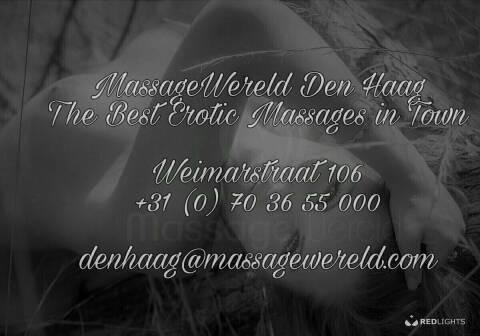 Thuisontvangst Massagewereld Den Haag