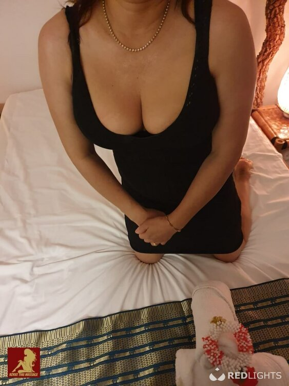 Thuisontvangst Amy Korat Thai Massage