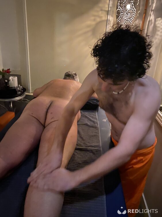 Thuisontvangst James Massage