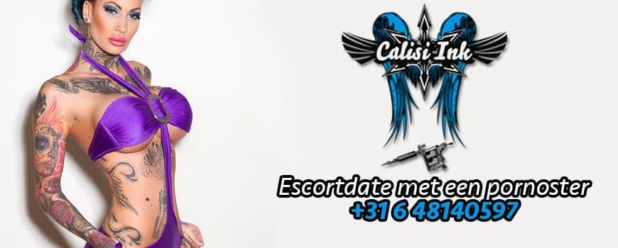 Calisi Ink / Nathalie Hardcore